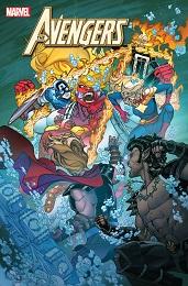 Avengers no. 49 (2018 series)