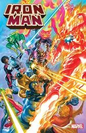 Iron Man no. 13 (2020 Series)