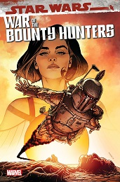 Star Wars: War of the Bounty Hunters no. 5 (2021 Series)