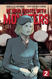 He Who Fights With Monsters no. 2 (2021) (Cover A) (MR)