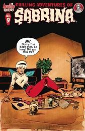 Chilling Adventures of Sabrina no. 9 (2018 Series) (MR)