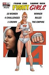 Fight Girls no. 4 (2021 Series)