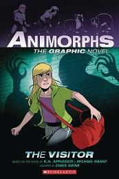 Animorphs: Volume 2: The Visitor TP