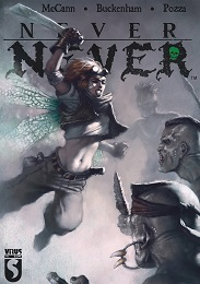 Never Never no. 4 (2021 Series)