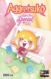 Aggrestuko: Super Fun Special no. 1 (2021) (One Shot)