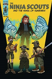 Ninja Scouts no. 1 (2021 Series)