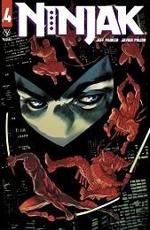 Ninjak no. 4 (2021 Series)