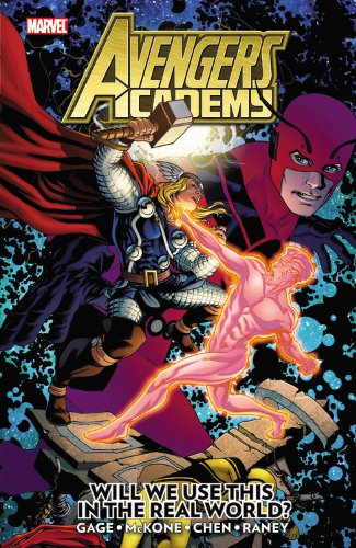 Avengers Academy: Volume 2: Will We Use This in the Real World HC - Used