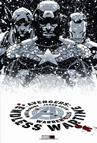Avengers: Endless Wartime HC - Used