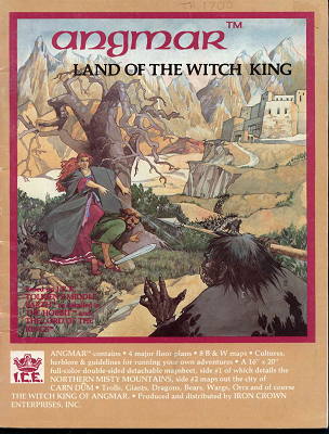 Middle Earth Adventure: Angmar: Land of the Witch King 2300 - USED