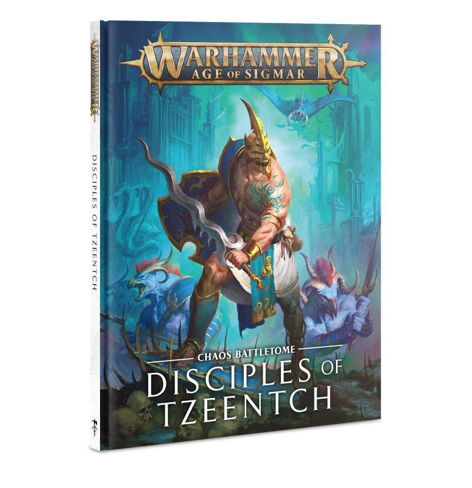 Warhammer: Age of Sigmar: Battletome: Disciples of Tzeentch 83-45