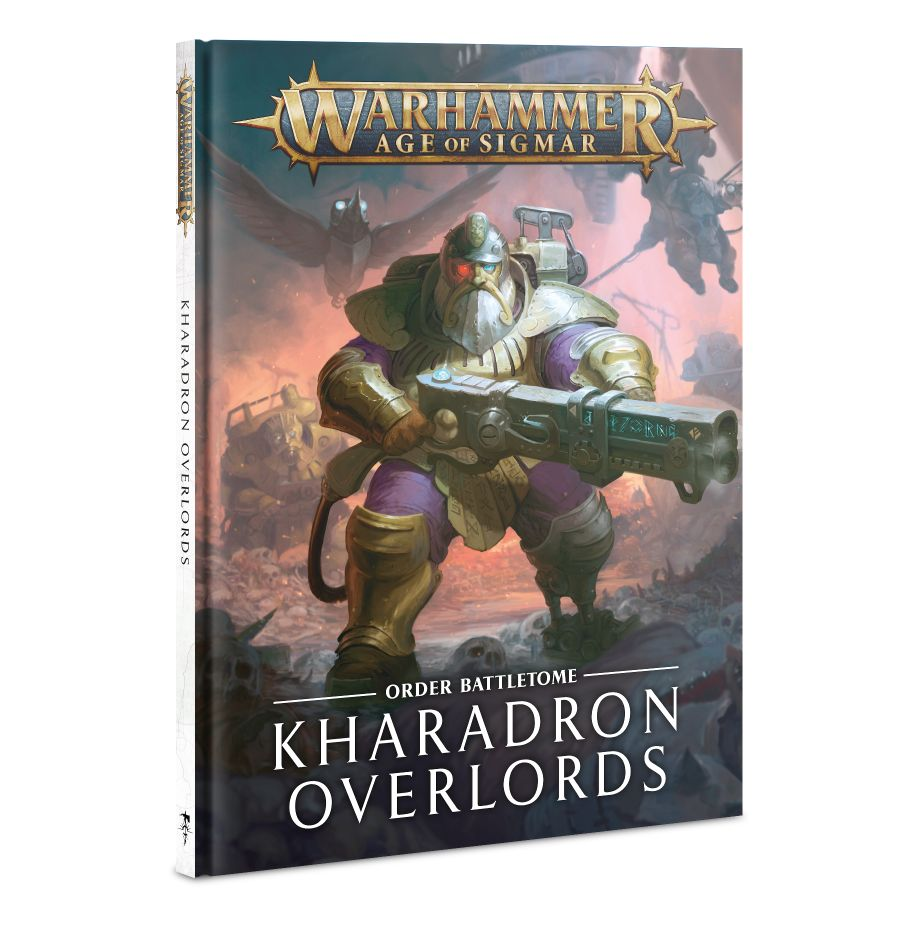 Warhammer: Age of Sigmar: Battletome: Kharadron Overlords 84-02