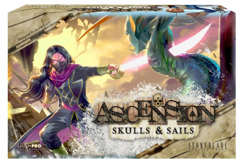 Ascension: Skull and Sails Expansion