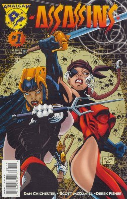 Assassins (1996) no. 1 One Shot - Used