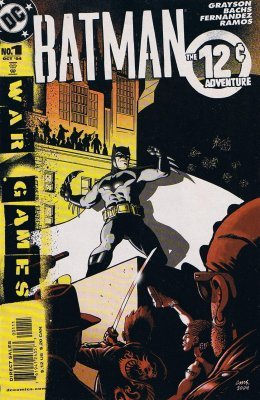 Batman the 12 Cent Adventure (2004) no. 1 One Shot - Used