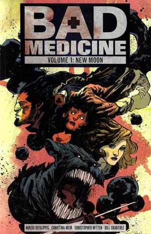 Bad Medicine: Volume 1: New Moon TP - Used