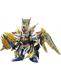 Gundam: Gundam Zhuge Liang Freedom Gundam Plastic Model Kit