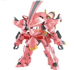 Sakura Wars: Spiricle Striker Prototype Obu Figure