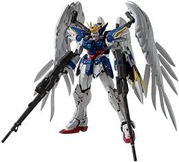 Gundam Wing: Wing Gundam Zero EW Plastic Figure Kit