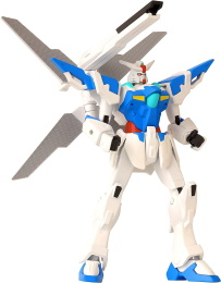 Gundam Infinity - Gundam Artemis 4.5in Figure