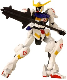 Gundam Infinity - Gundam Barbados 4.5in Figure
