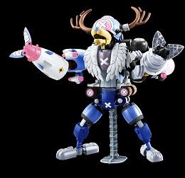 One Piece: Chopper Robo 20th Anniversary Figure