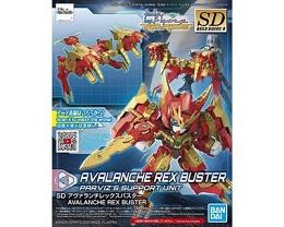 Gundam: Avalanche Rex Buster Figure