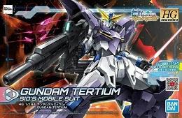 Gundam: Tertium Figure Plastic Kit