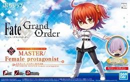 Fate Grand Order: Female Protagonist Plastic Model Kit