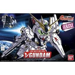 Gundam: BB387 Nu Gundam Figure