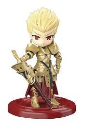 Fate Grand Order: Archer Gilgamesh Petitrits Model Kit