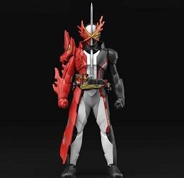 Kamen Rider: Saber Figure