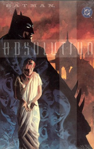 Batman: Absolution HC - Used