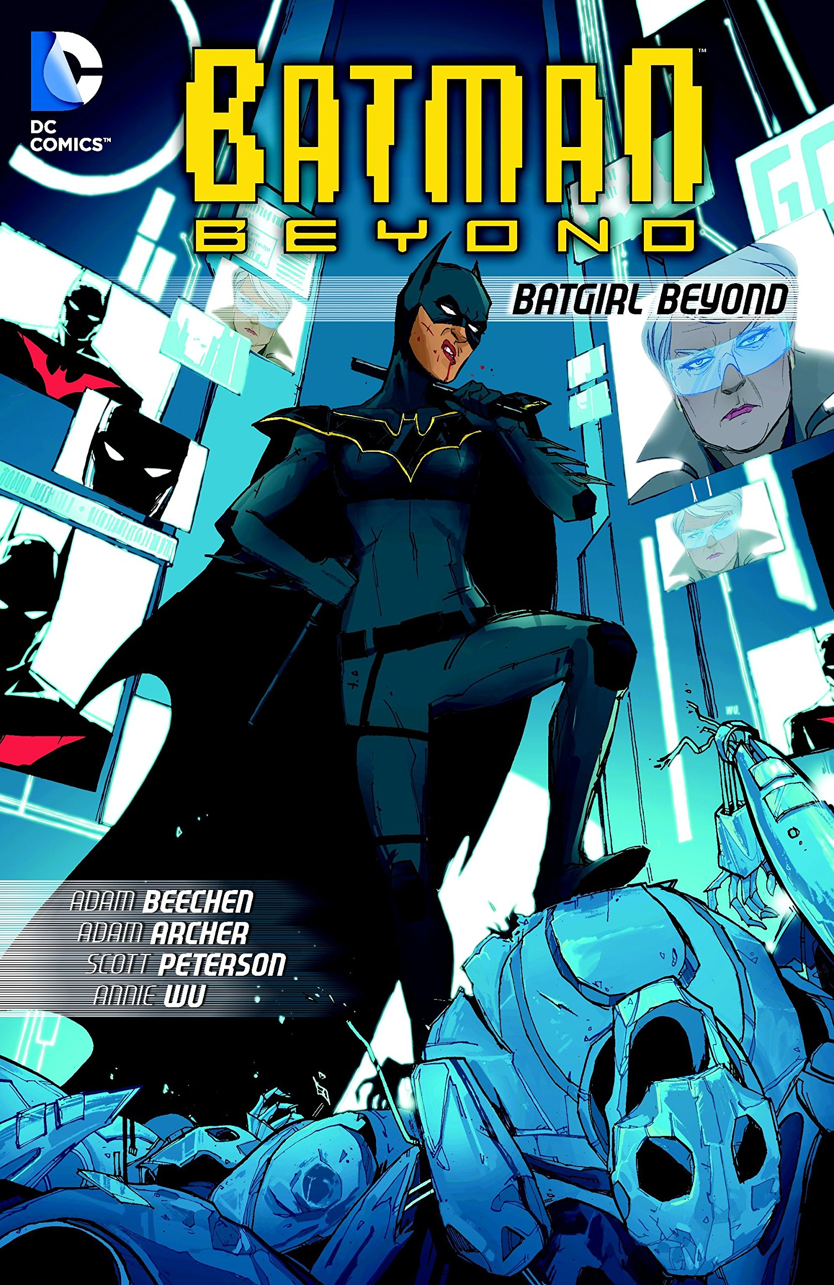 Batman Beyond: Batgirl Beyond TP - Used