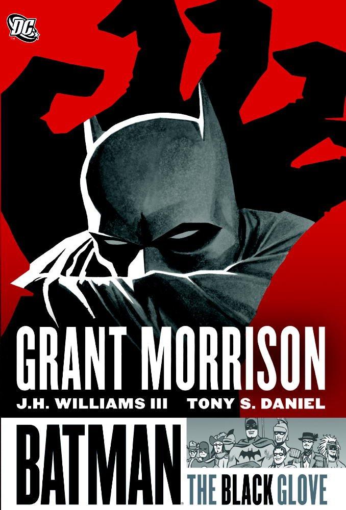 Batman: The Black Glove TP - Used