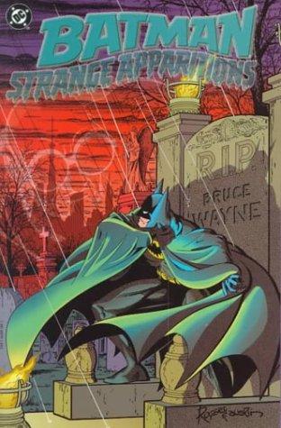 Batman: Strange Apparitions TP - Used