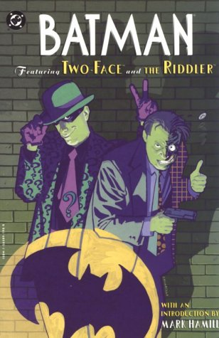 Batman: Featuring Two-Face and the Riddler TP - Used