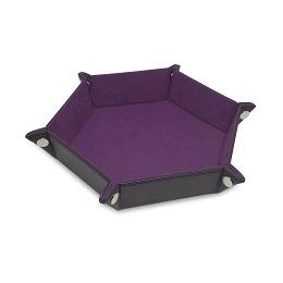 Dice Tray: LX: Hex: Purple