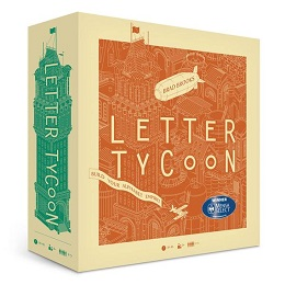 Letter Tycoon Party Game