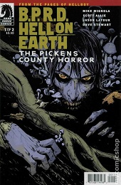 B.P.R.D. Hell on Earth: The Pickens County Horror (2012 Series) Complete Bundle - Used