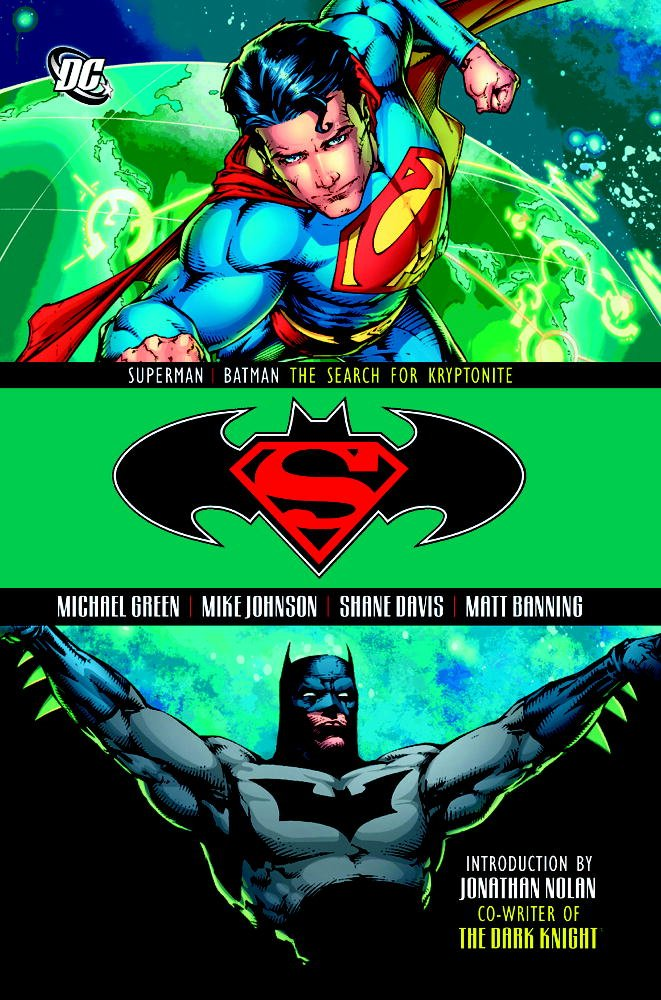 Superman Batman: The Search for Kryptonite TP - Used