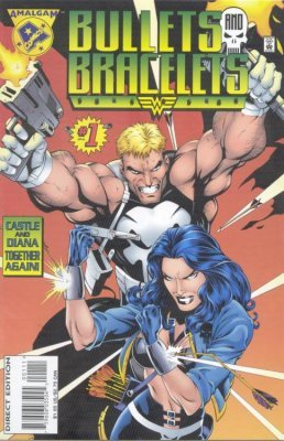 Bullets and Bracelets (1996) no. 1 One Shot - Used