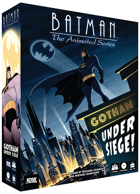 Batman The Animated Series: Gotham Under Siege
