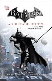 Batman: Arkham City HC - Used