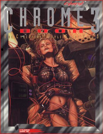 Cyberpunk 2020: Chromebook 3: Cyberpunk Style Guide Vol 3 - Used