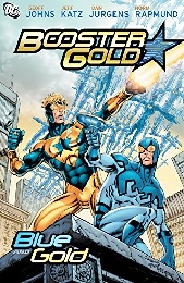 Booster Gold: Volume 2: Blue and Gold TP - Used