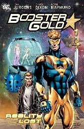 Booster Gold: Volume 3: Reality Lost TP - Used