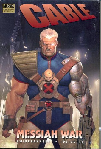 Cable: Volume 1: Messiah War HC - Used