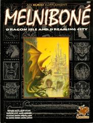 Melnibone: Dragon Isle and Dreaming City: Elric Suppliment 2901 - USED