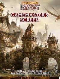 Warhammer Fantasy Roleplay: 4th Edition: Gamemaster's Screen